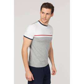 PULL BILCEE HOMME GRIS
