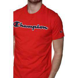 PULL-CH-R3-PULL COTON CHAMPION ROUGE-lesportifPULL COTON CHAMPION ROUGE  Textile 49.80 DT -20%