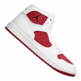 AR3762106-CHAUSSURE NIKE JORDAN ACCESS BLANC/ROUGE-lesportifCHAUSSURE NIKE JORDAN ACCESS BLANC/ROUGE Nike Chaussures 398.00 D...