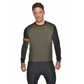 PULL BILCEE HOMME VERT-Home-9388 FALCON