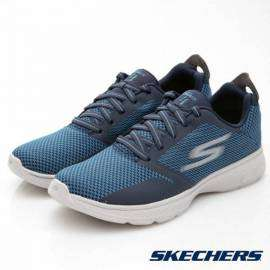 SP SKECHERS GO WALK 4 ELECT BLEU